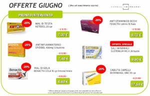 farmacia offerte giugno