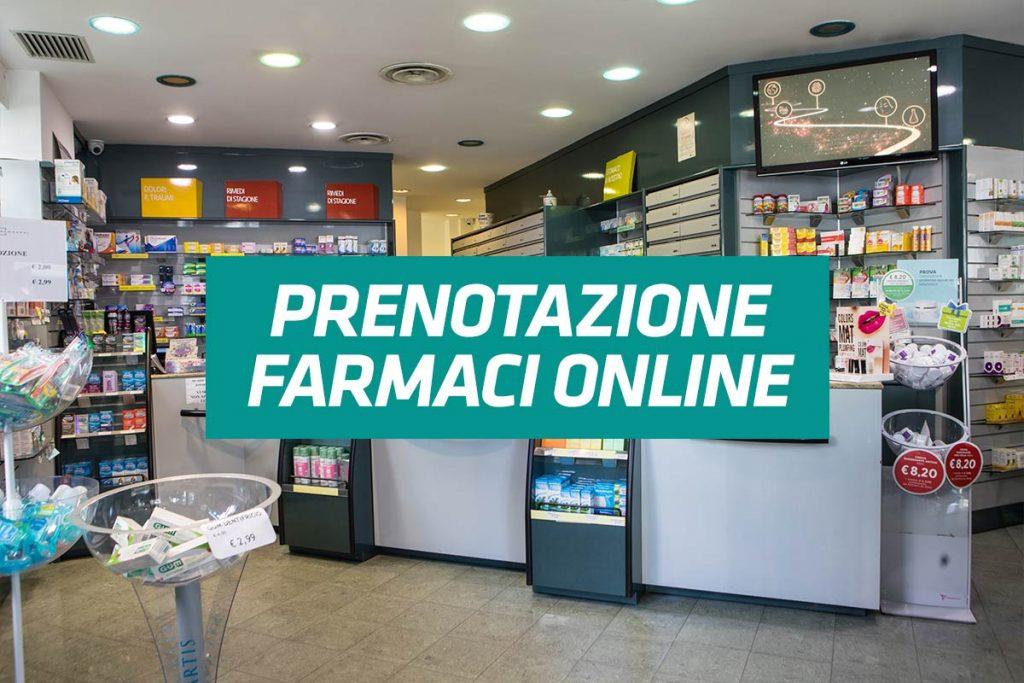 ordinare farmaci online