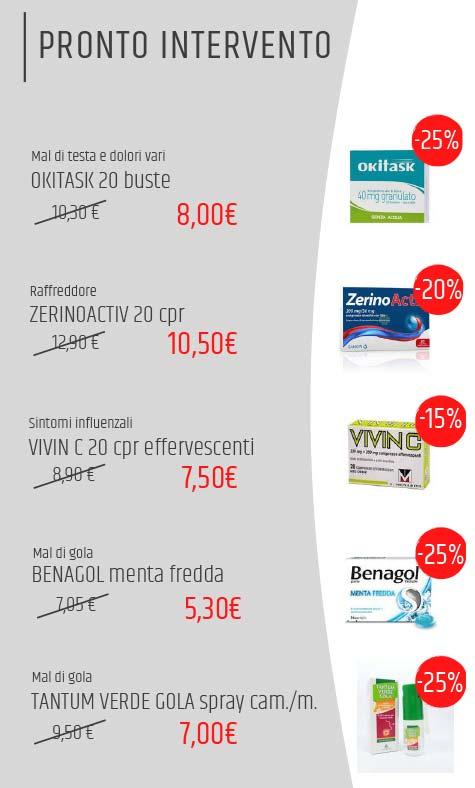 Volantino farmacia ottobre 2020