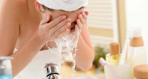 pulizia quotidiana del viso