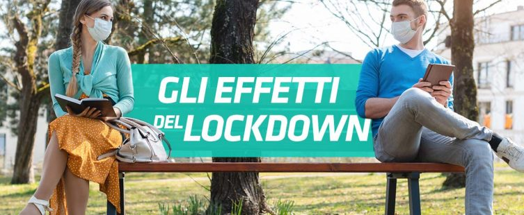effetti del lockdown sulla salute